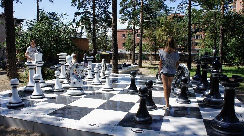 Шахматный город