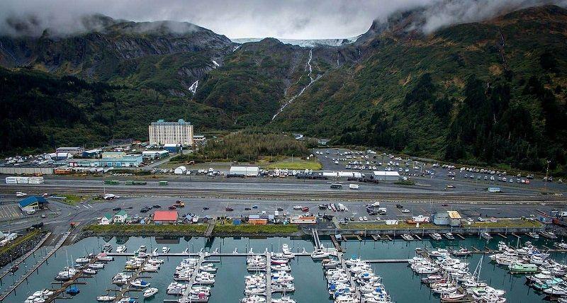 Уиттиер, Аляска