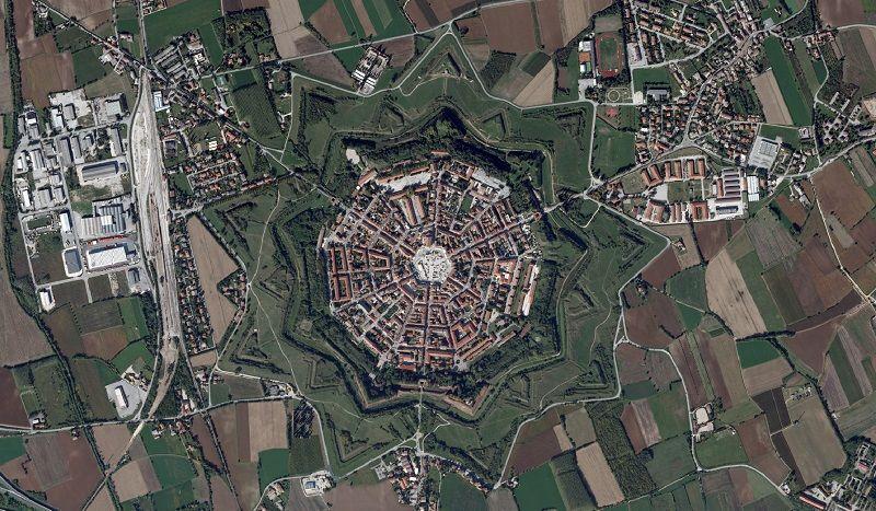 Итальянский городок Пальманова