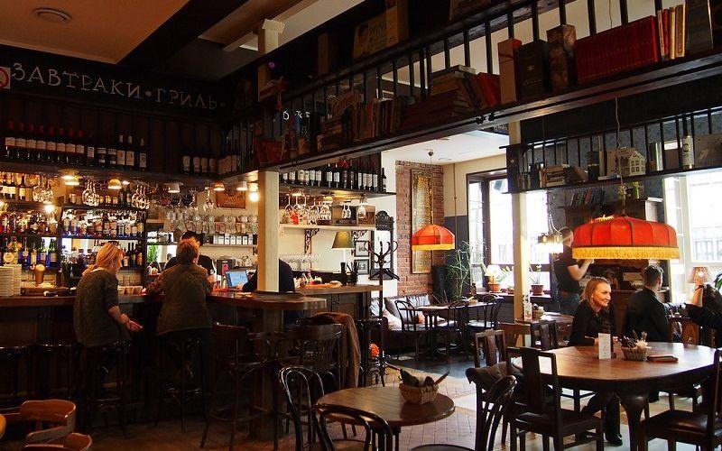 Кафе-бар «Квартира 44»