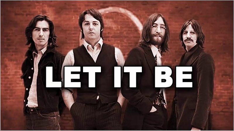 Let it be – The Beatles