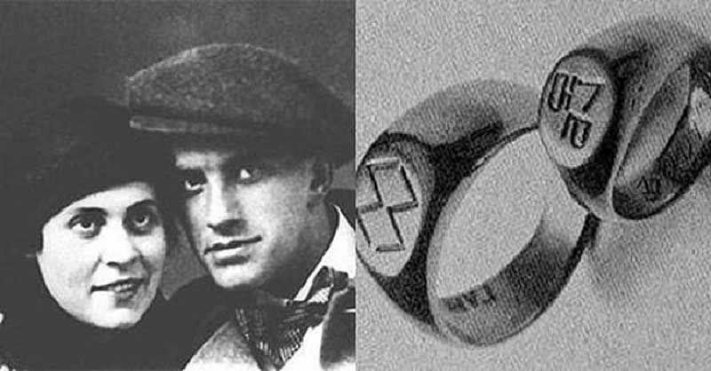 Кольцо для Лили Брик