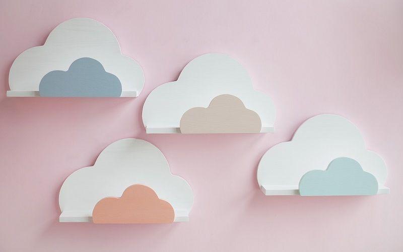 """Полка на стену """"Облако"""""""