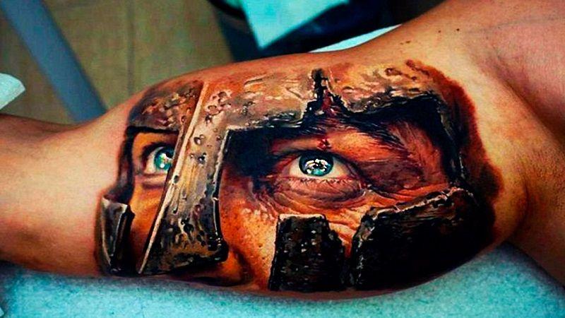 Трехмерные тату