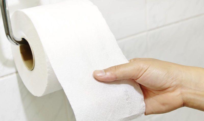 Лечебная туалетная бумага