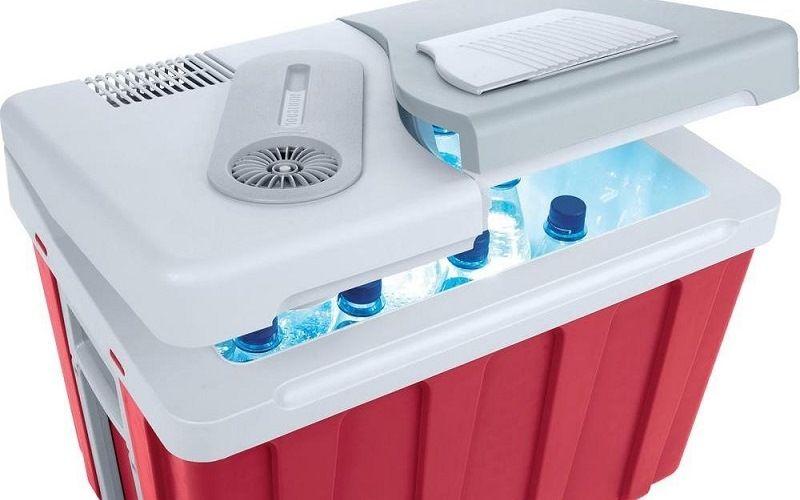 Мини-холодильник с динамиками