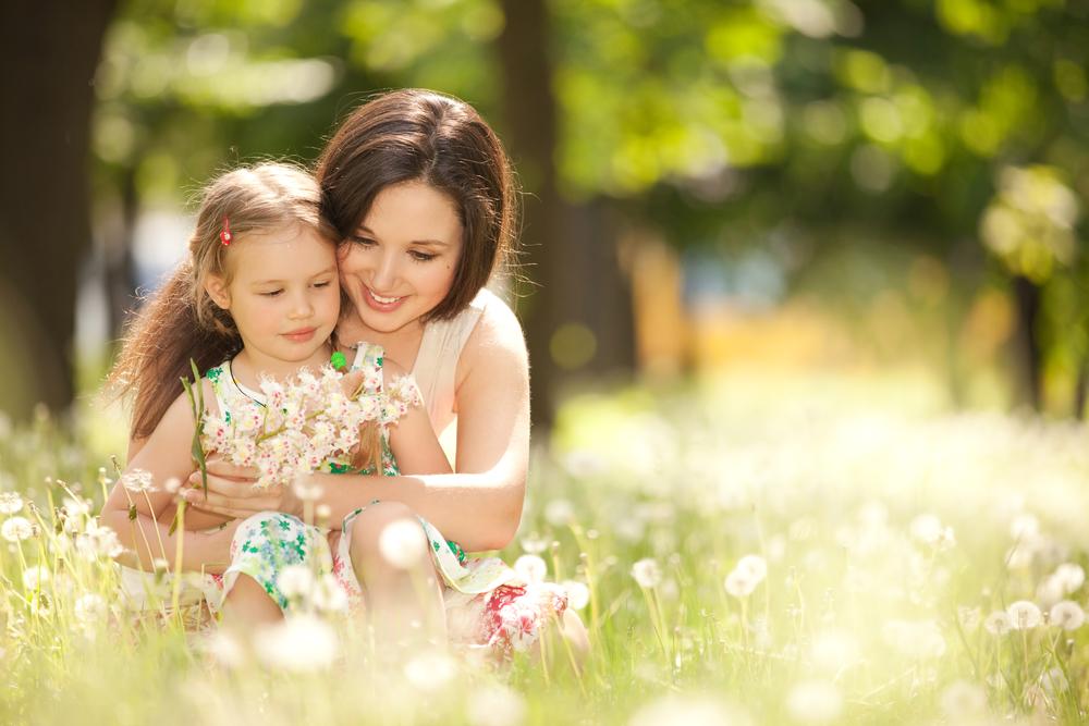 дети цветы жизни