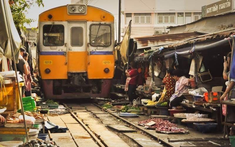 Market on rails