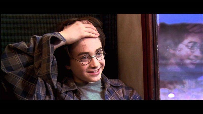 Необычный шрам у Гарри Поттера
