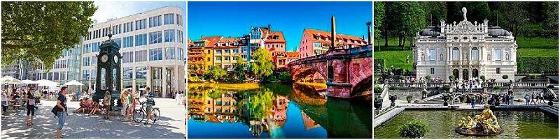 Культурные места Германии