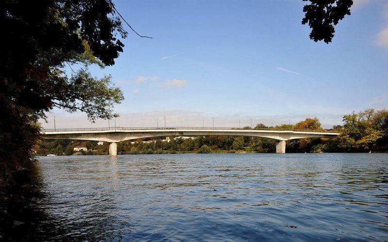 Лауфенбургский мост