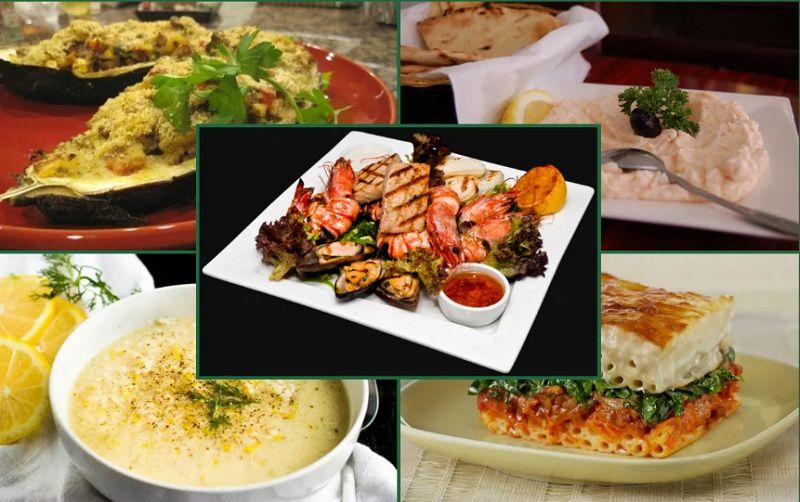 National cuisine of Greece