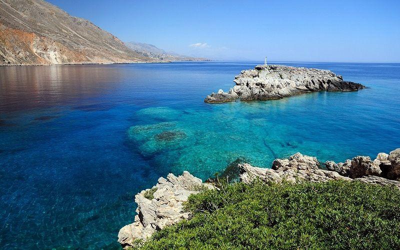 Seas of Greece
