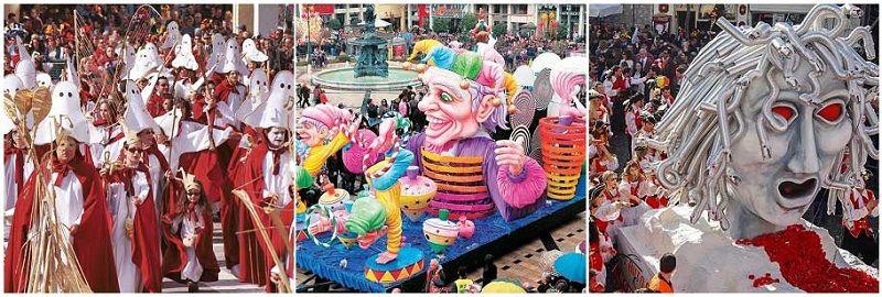 Greek carnivals