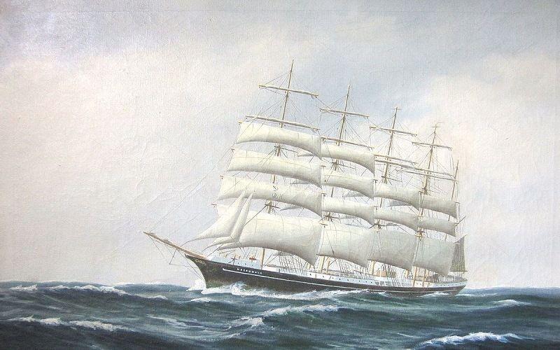 Корабль-призрак «Копенгаген»