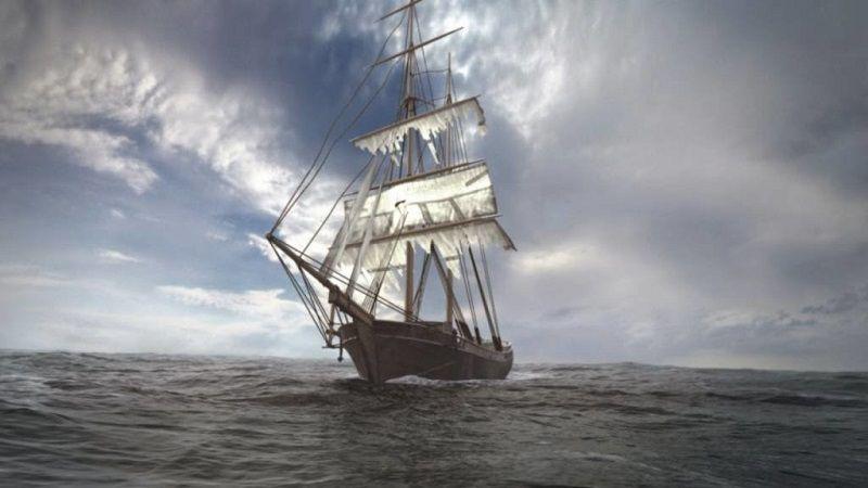 Легендарный корабль-призрак «Мария Селеста»