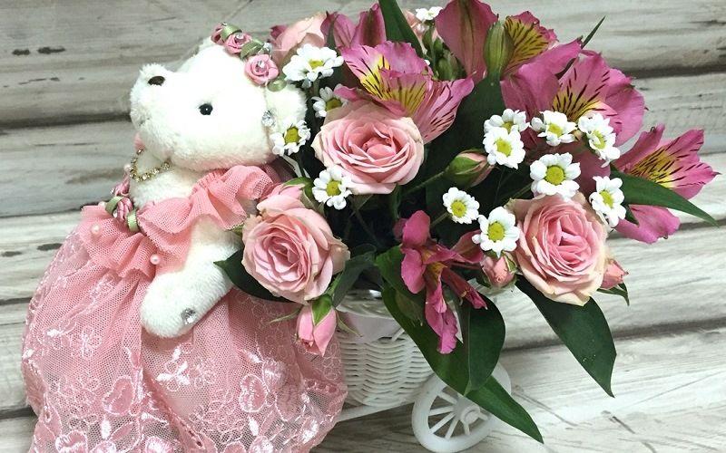 Цветы для дочери картинки, цветов