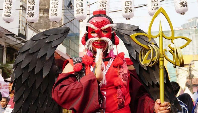 Фестиваль проклятий «Акутай-мацури»