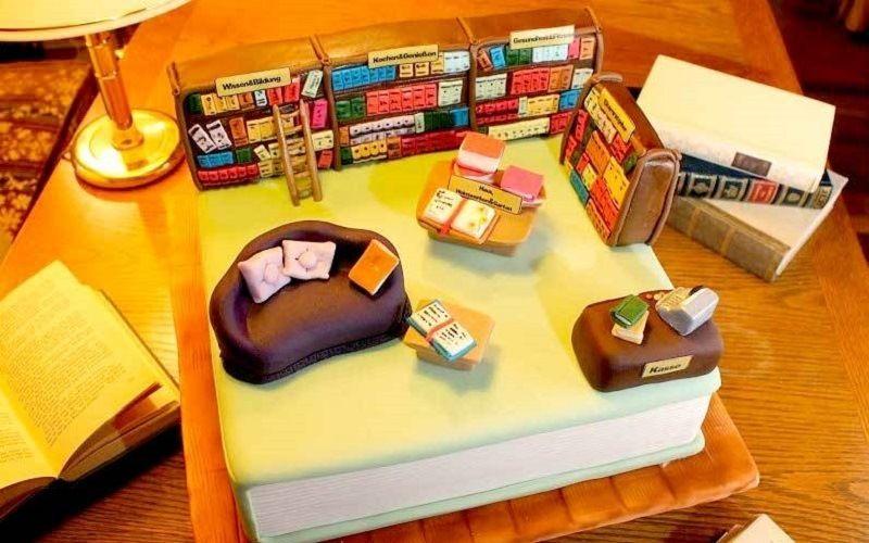 Торт - библиотека