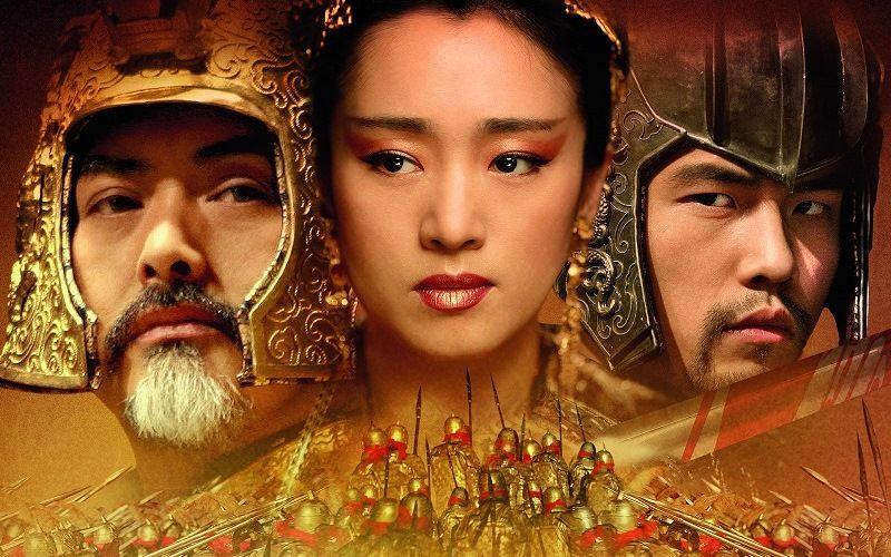 Желтый цвет в Китае - символ благородства, власти и процветания