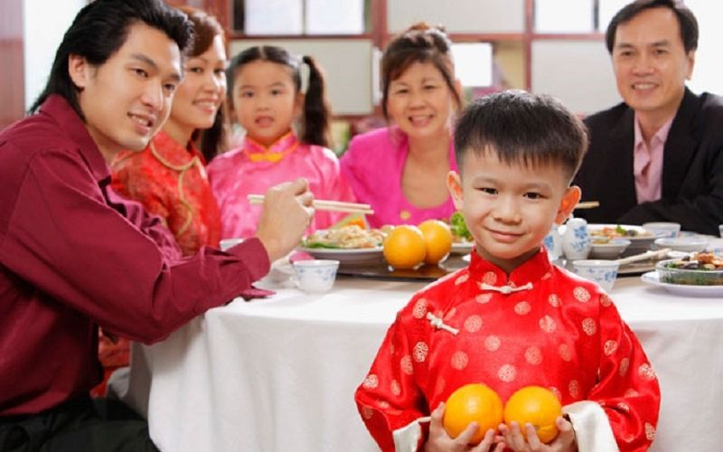 Традиционные ценности китайской семьи