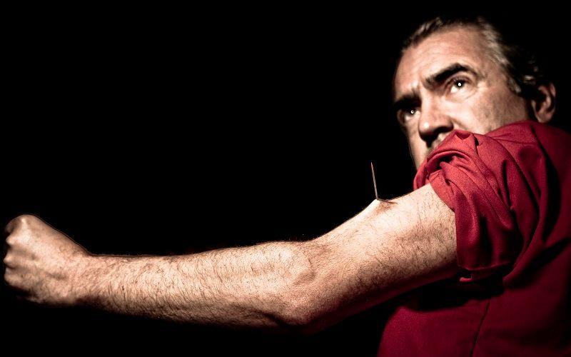 Король пыток Тим Кридланд