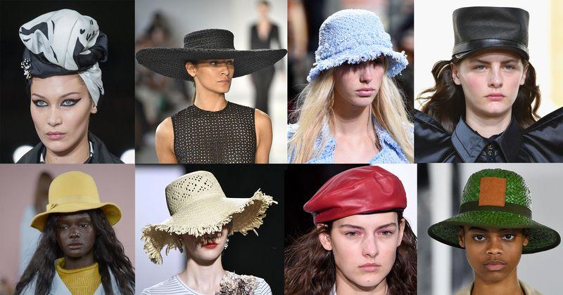Современные шляпы