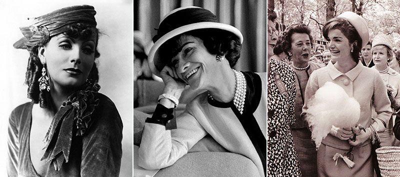 Законодательницы моды 20 века