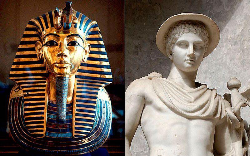Головные уборы древнего мира