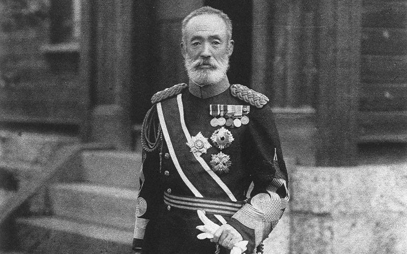 Генерал Японской империи Ноги Марэсукэ