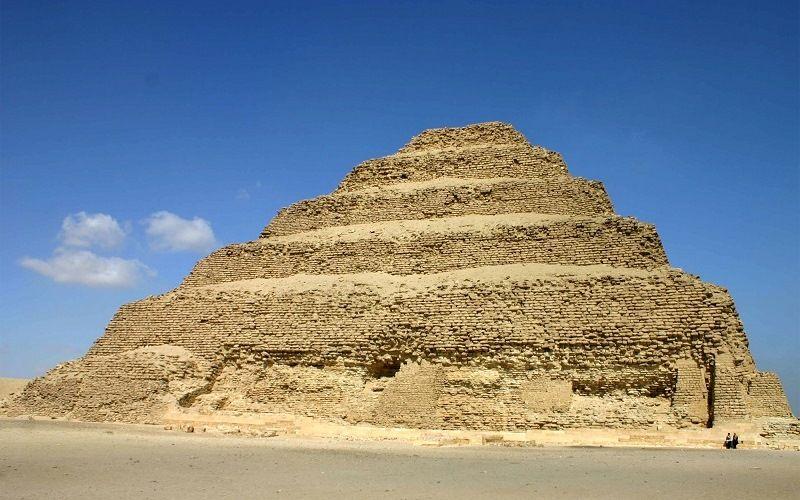 Семейная усыпальница фараона Джосера в Саккаре