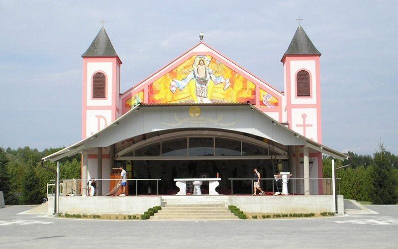 Капелла Святой Крови Христовой в Лудбреге