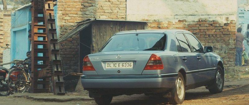 """«Mercedes-Benz» из фильма """"Миллиоер из трущоб"""""""
