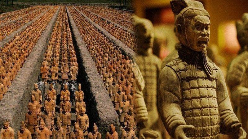 Китайская терракотовая армия