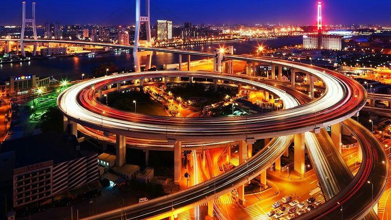 Шанхайский мост Нанпу