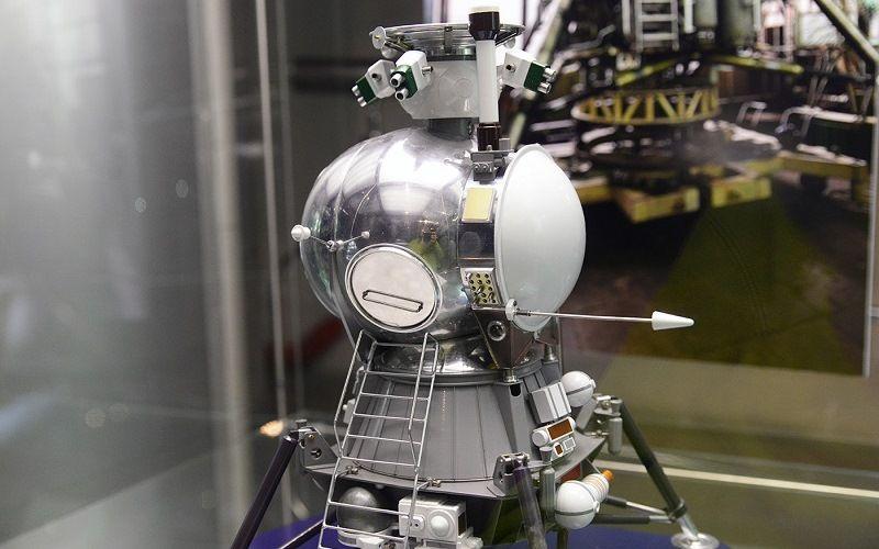 Космический летательный аппарат «Зонд-5»
