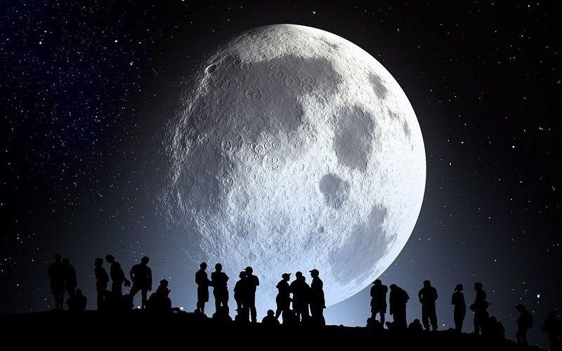 Тайна появления луны