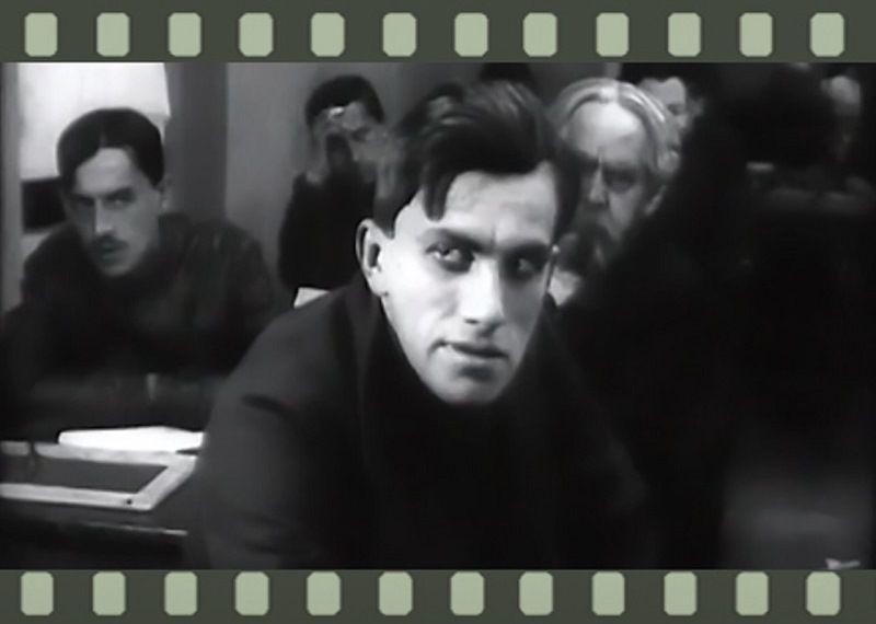 """Кадр из фильма """"Барышня и хулиган"""""""
