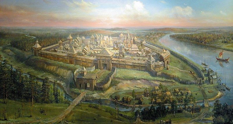 История возникновения Москвы