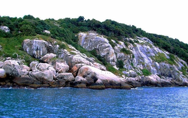 Змеиный остров Кеймада-Гранди