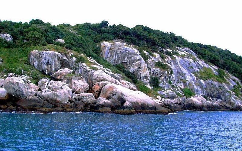 Serpent Island of Keimada Grande