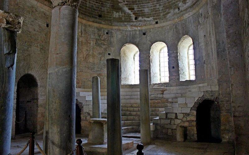 Церковь святого Николая в городе Демре