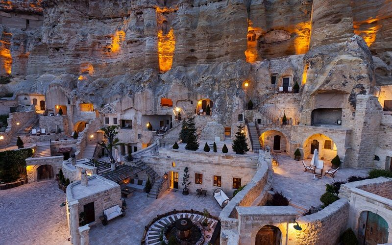 Гостиницы в Каппадокии