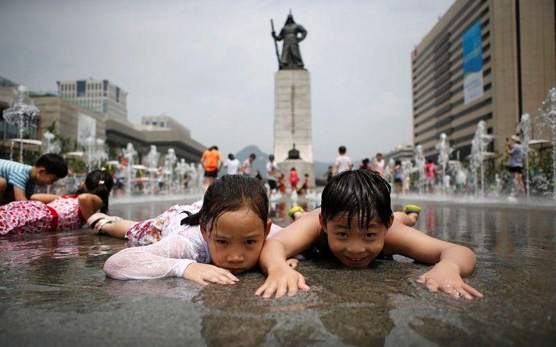 Южнокорейские дети