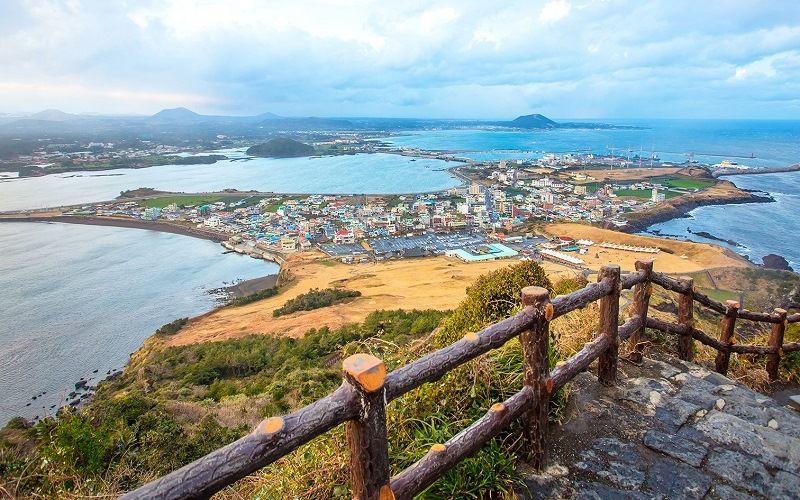 Острова Южной Кореи
