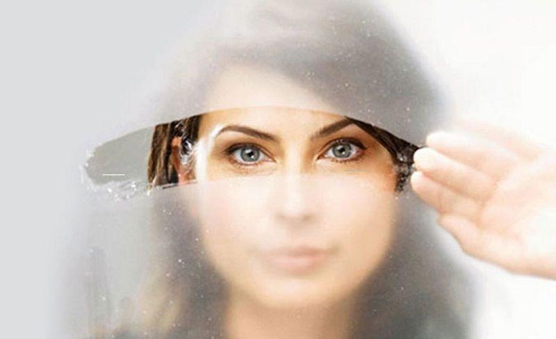 Женское зрение