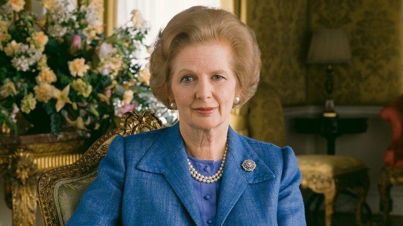 Маргарет Тэтчер – первый премьер-министр Великобритании