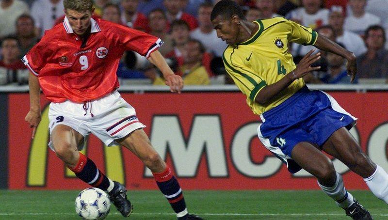 Норвегия - Бразилия