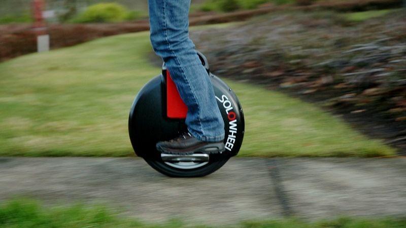 Скутер на 1 колесе