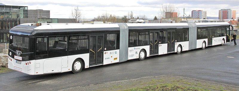 Автобус AutoTram Extra Grand